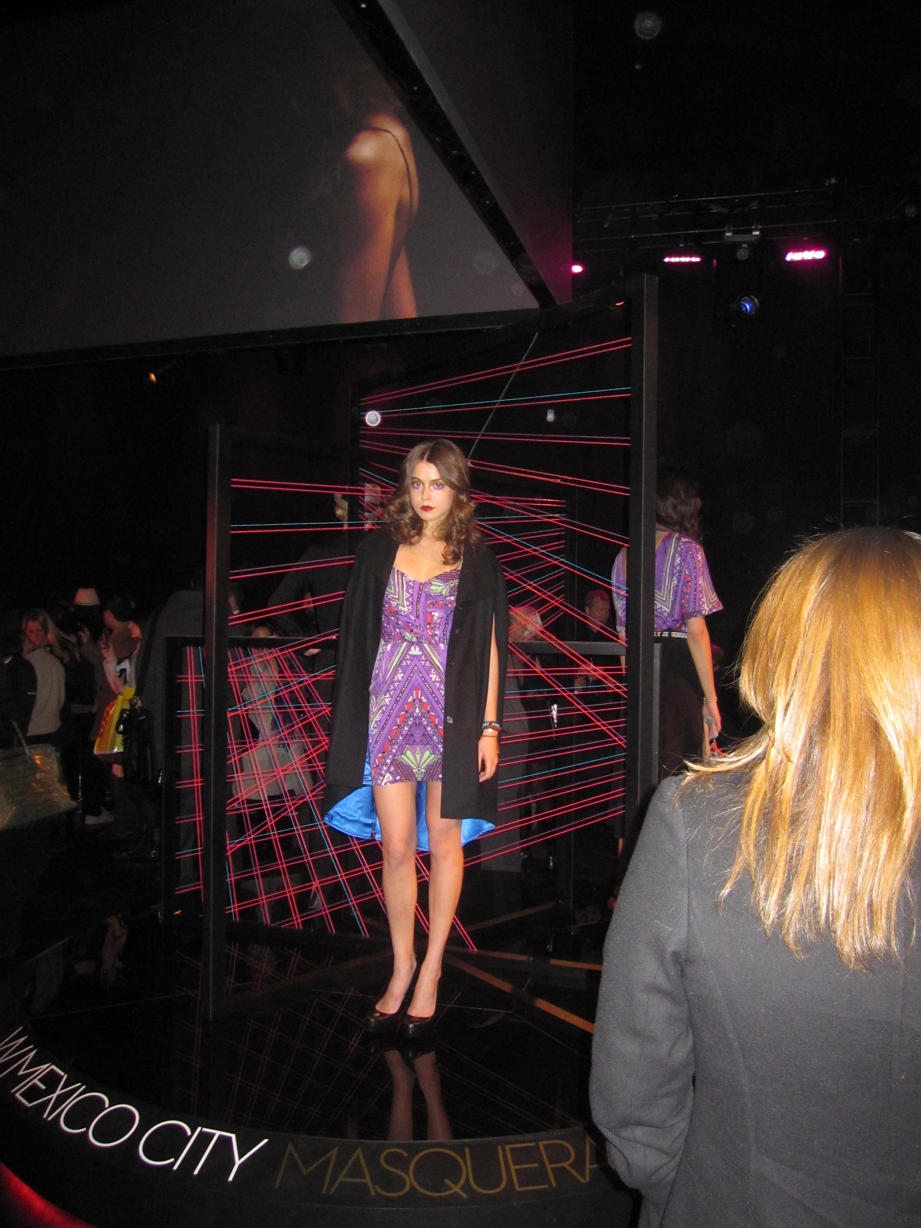 003 Flashback to NYC Fashion Week Spring 2011~ With Love necklace collection