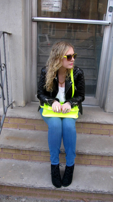 034 5 Balenciaga and neon yellow