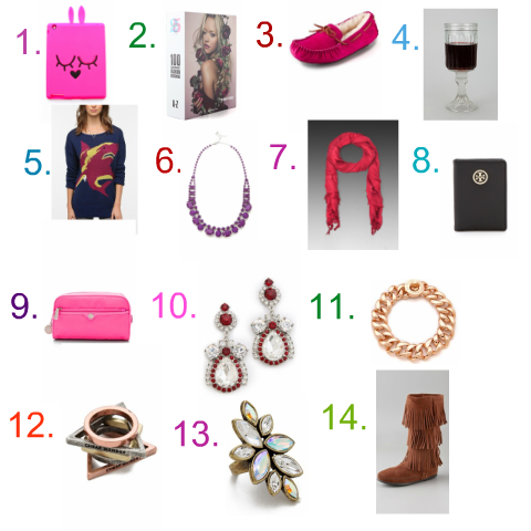 collages 2012 Fashion 29173222 Ultimate Holiday Gift guide $100 and under!!!