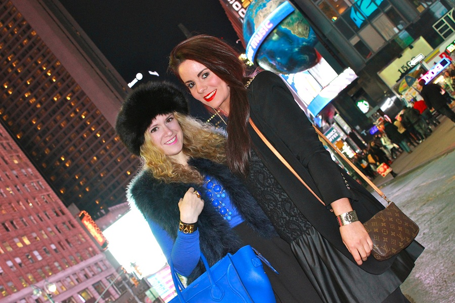 Julie Nicola 10 fixed2 The Fashion Minx and The Sequin Cinderella in NYC!!!