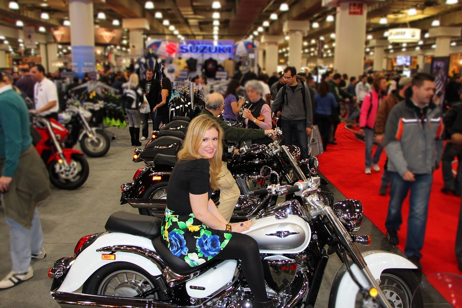 Javitz Center bike show