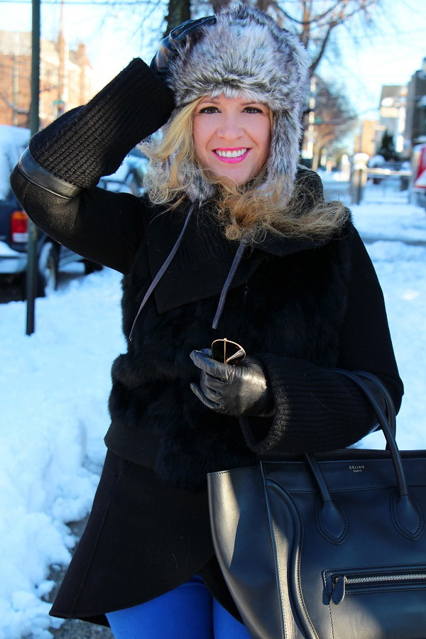 Julie Nemo fixed Bright Snow Shiny Day!  (And winner of Asos coat giveaway announced!)