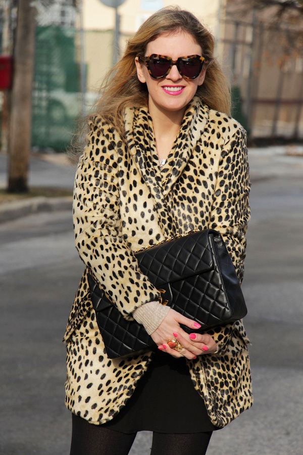 Julie leopard coat 4 Asos Leopard Coat Giveaway!