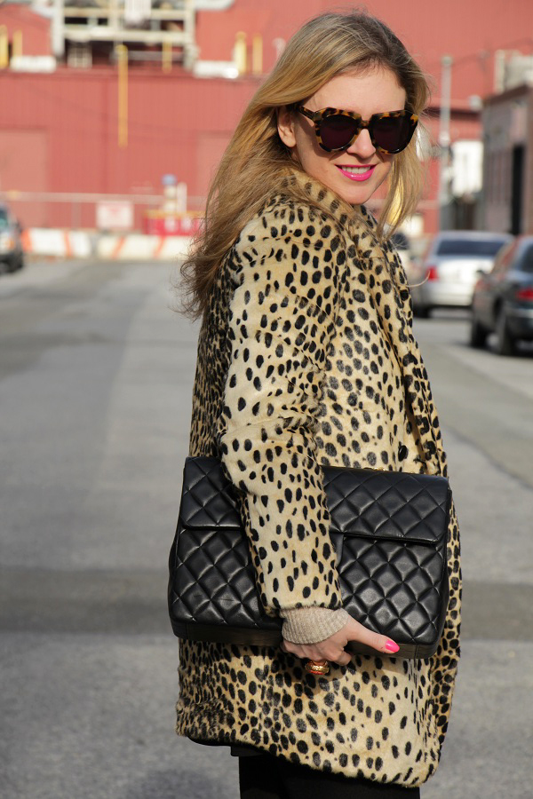 julie leopard coat 5 Asos Leopard Coat Giveaway!