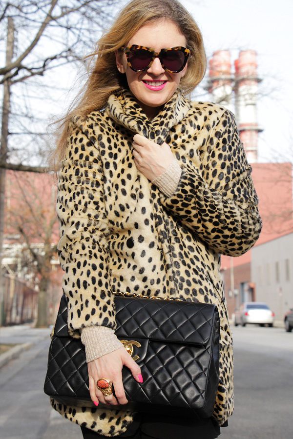 julie leopard coat 7 Asos Leopard Coat Giveaway!