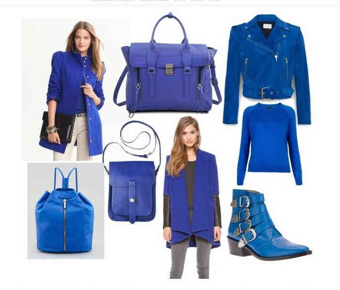 Currently Craving Cobalt