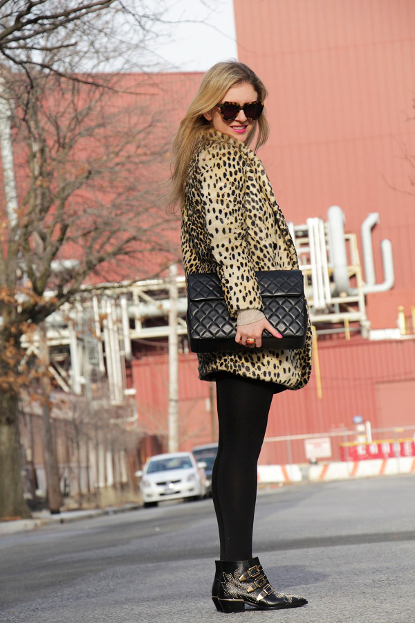 julie leopard coat 3 My Favorite Winter Looks! (And where to buy them!)