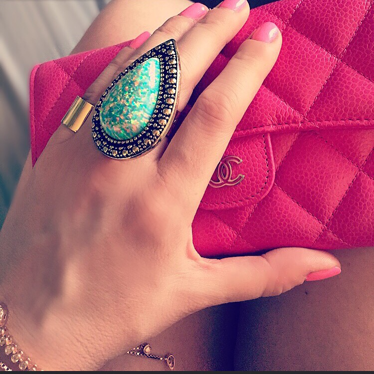 Samantha Wills Opal Ring