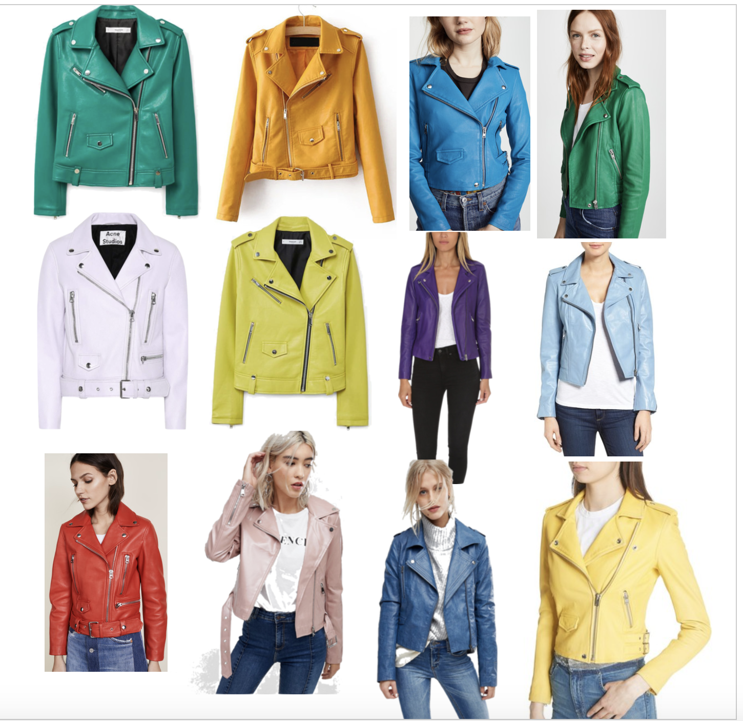 Screen Shot 2018 04 03 at 3.27.59 PM Candy Colored Leather Jackets for Spring