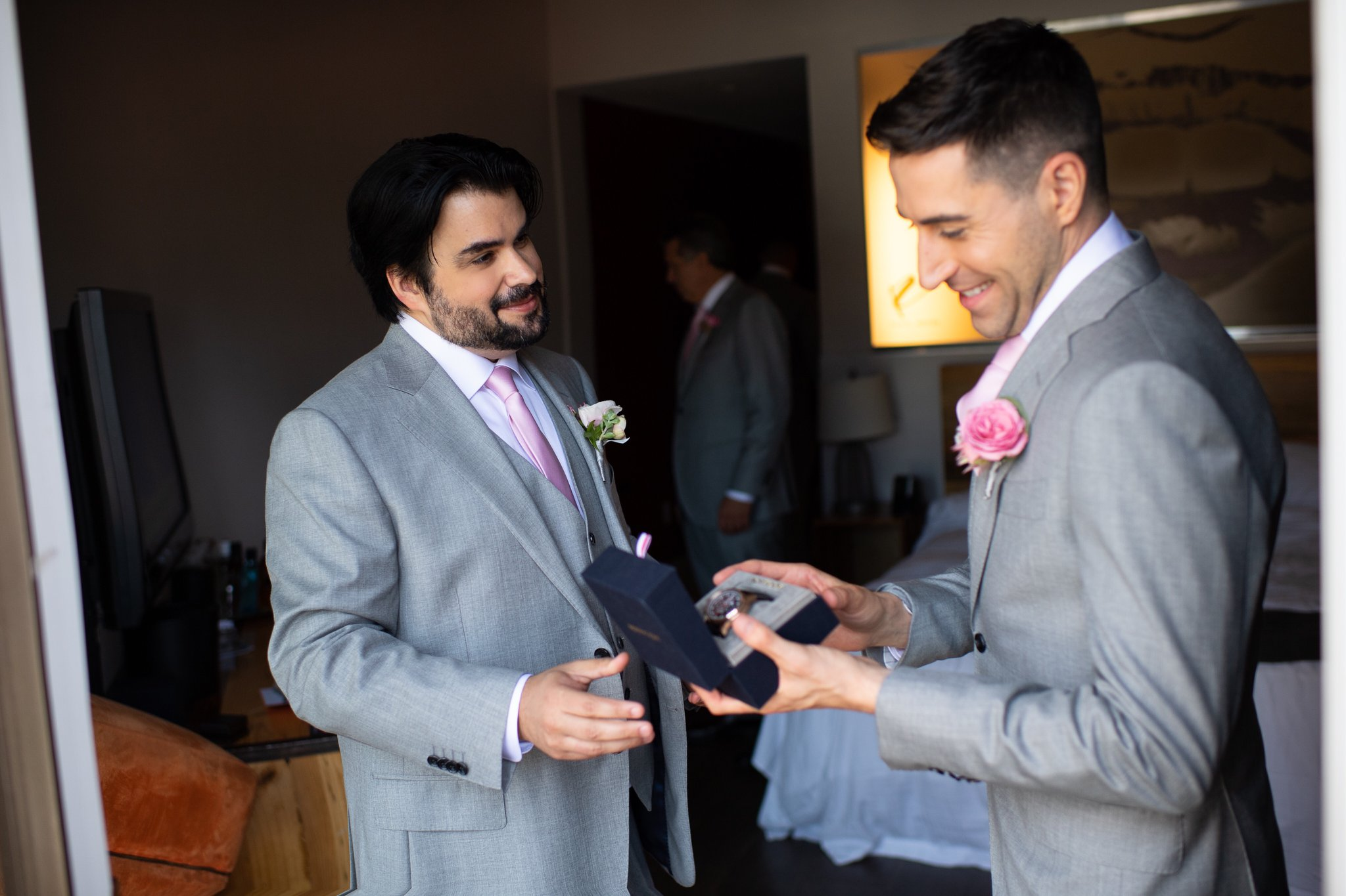 DENNIS WATCH Our Magical Wedding Part 3   Guest Post by the Groom, Chris Ferretti